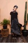 SARITA DRESS BLACK
