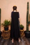 ALETIA DRESS BLACK