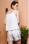 NINON TOP WHITE