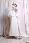 SADA DRESS WHITE