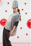 HANNAH TOP LIGHT GREY
