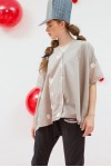 MICA TOP BEIGE