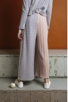 ELLIOT PANTS DUSTY PINK / LIGHT GREY