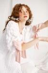 ALISON DRESS WHITE