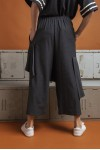 QUIRK PANTS DARK GREY