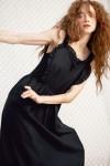 SIMONE DRESS BLACK