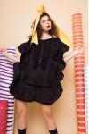 CHLOE DRESS BLACK