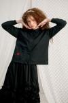 ELOISE SHIRT BLACK
