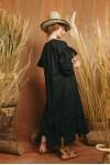CLARE DRESS BLACK