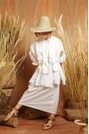 ELLA DRESS WHITE