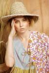 SOPHIE TOP PINK / FLOWER