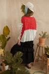HALIA OUTER RED