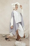 AMORA OUTER DUO GREY/ WHITE