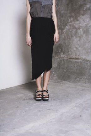 ERI SKIRT BLACK