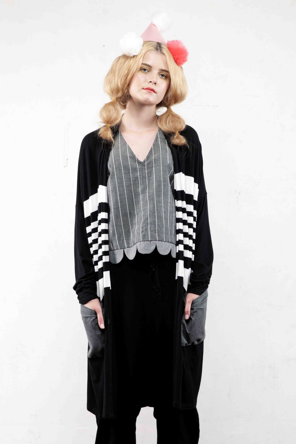 JADE CARDIGAN BLACK