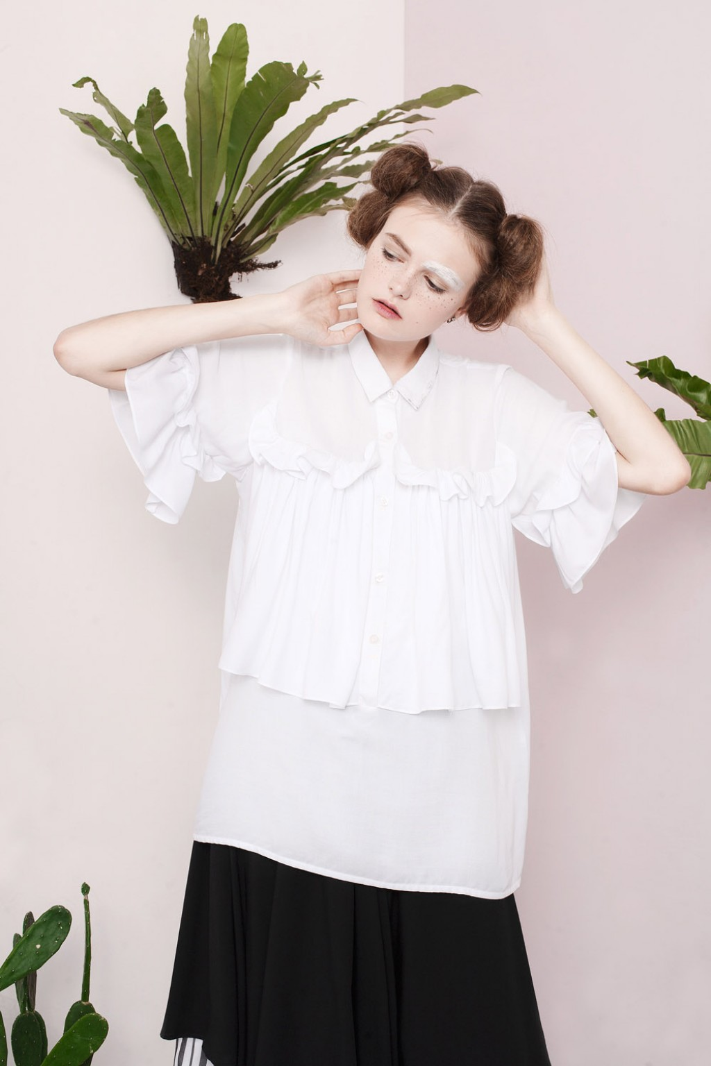 CYNARA SHIRT WHITE