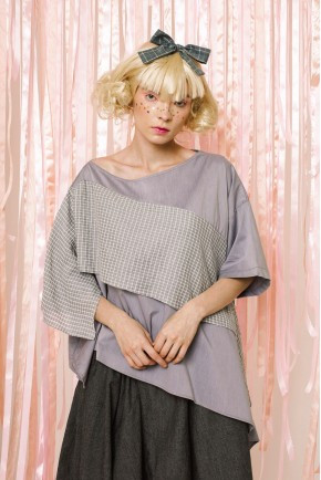 ELIANE TOP GREY