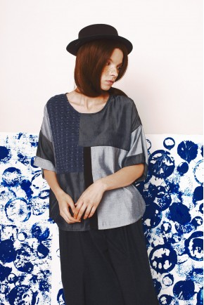 BIMBA TOP DARK GREY