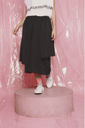 ORIANNE SKIRT BLACK