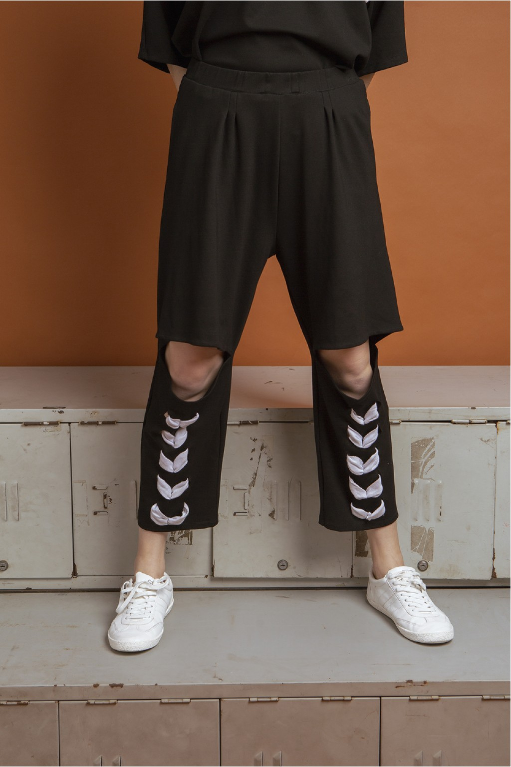 MANTLE PANTS BLACK
