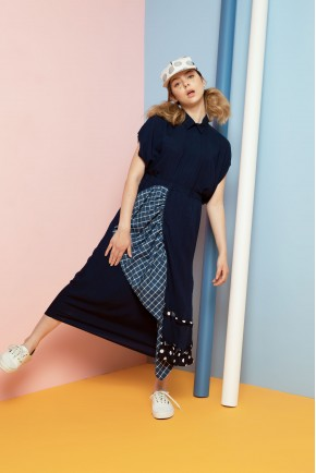 MODO SKIRT NAVY