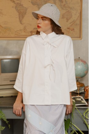 LUNA SHIRT WHITE