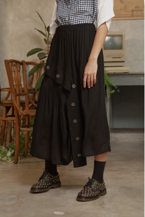 MISO SKIRT BLACK